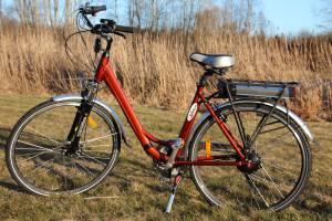 Elektrijalgratas Bestar TDB01Z