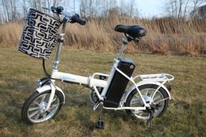 Kokkupandav elektrijalgratas Bestar TDR001