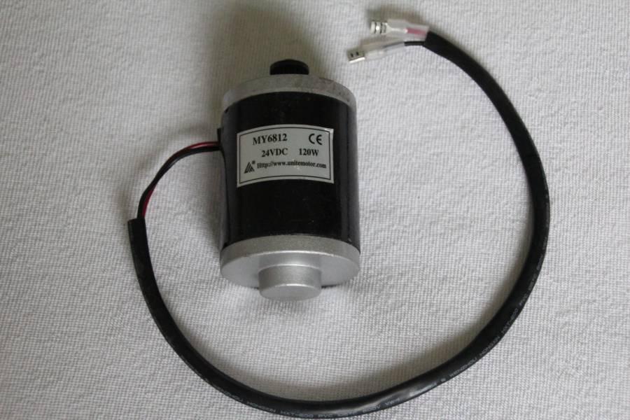 E-Rolleri mootor 24V